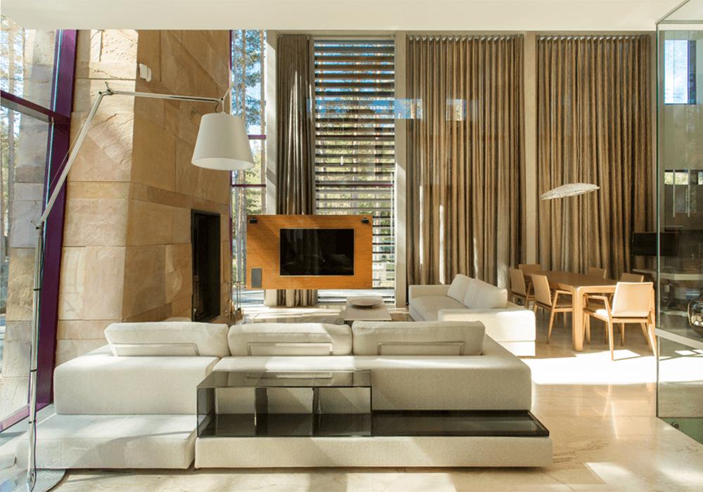 Villa Estebania Interior Design