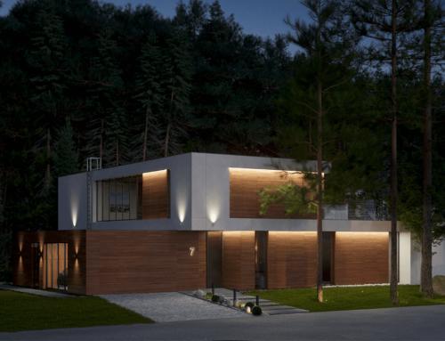 Villa Seven, Estonia 2017